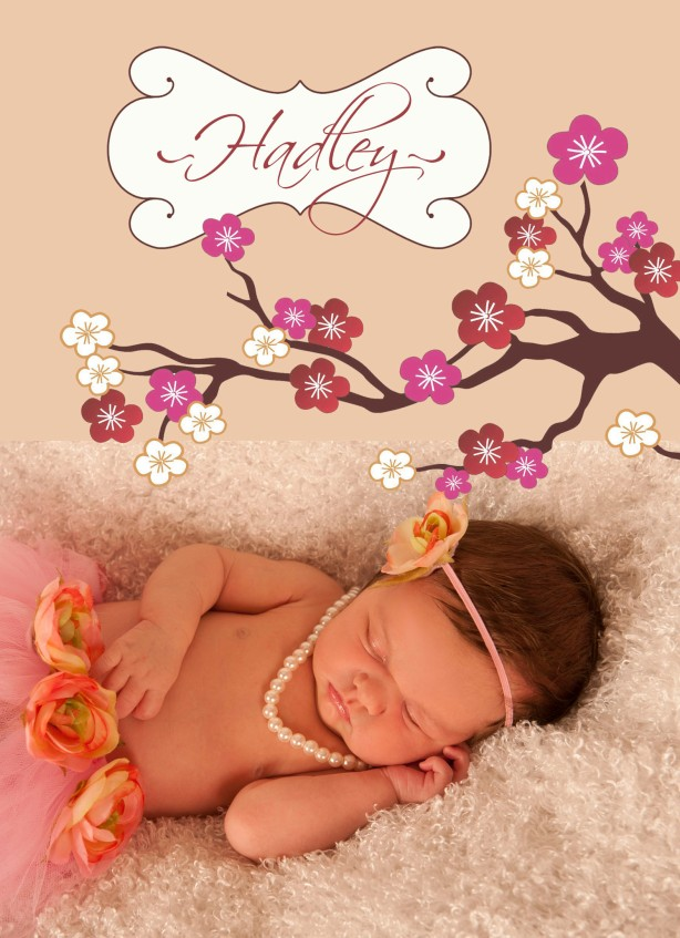 Hadley Birth Announcements